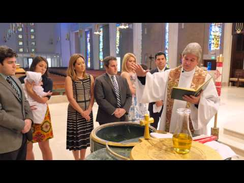 St  Michael's Catholic Church: Baptism