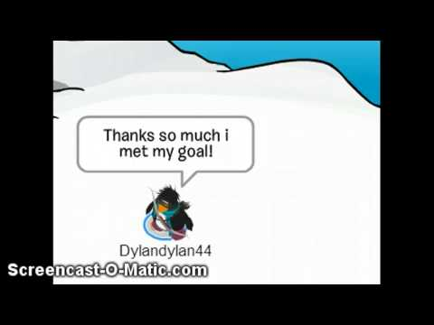 Club Penguin:100 Subscribers Thanks!
