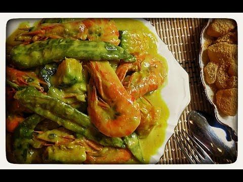Ginataang Kalabasa at Hipon /Luweeh's Kitchen