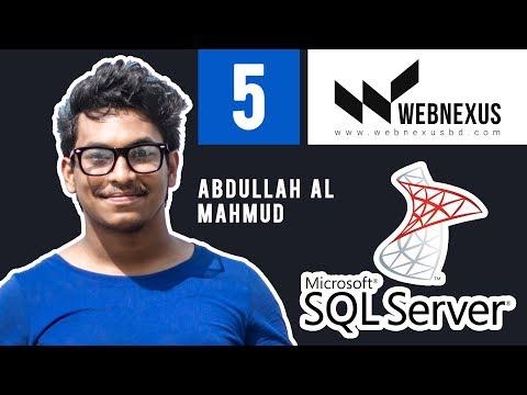 SQL Server Bangla Tutorial - 05 | Constraints (Primary Key, Foreign Key, Unique, Check, Default)
