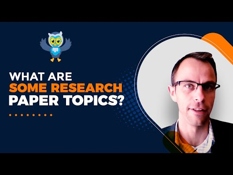 What Are Some Research Paper Topics? 10 Good Research Topics To Explore - Monday Writes