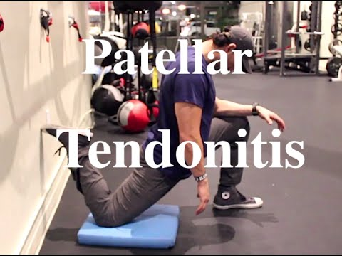 GUIDE to Patellar Tendonitis Correction (Jumper's Knee) Pt 1