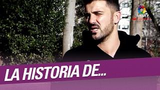 La Historia de David Villa