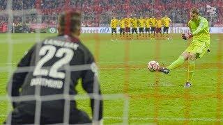 Penalty MISSED by Goalkeepers