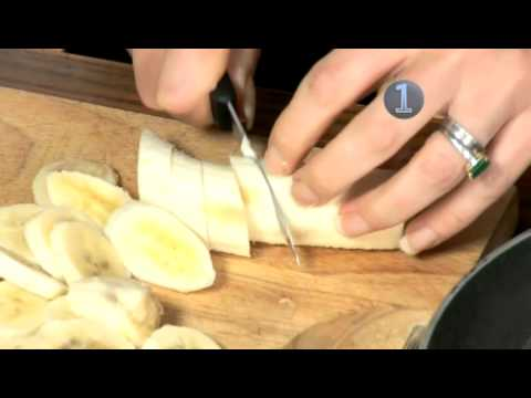 How To Cook Banana And Apple Puree
