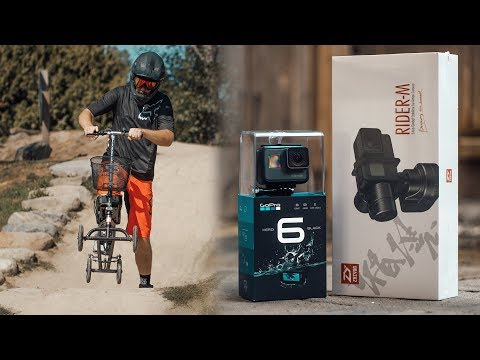 Sickest Knee Scooter Edit Ever (GoPro 6 Giveaway)