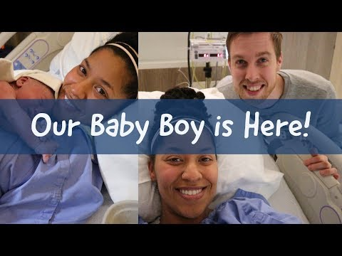 Our Baby Boy is born!|| My Delivery in the Netherlands