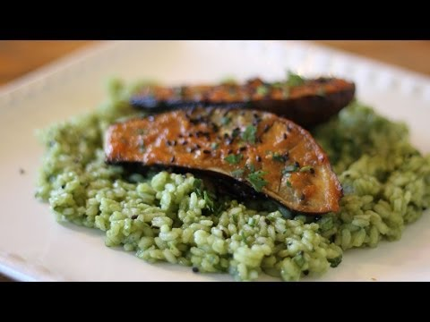 Blue Apron Review and Miso-Glazed Eggplant Recipe