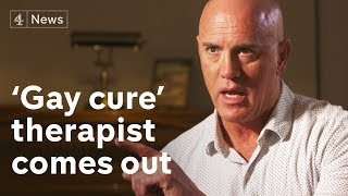 Download 'Gay conversion therapist' comes out: Exclusive interview Video