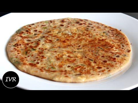 Cheese Paratha Recipe | Cheese Stuffed Paratha | Indian Vegetarian Recipe