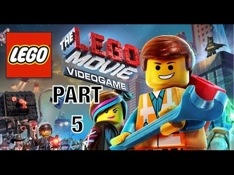 The Lego Movie Game Part 5