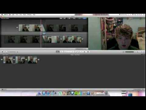 How To Do Jump-Cuts In iMovie 08'