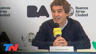 Acuerdo Ciudad - Provincia de Buenos Aires: descartan nuevas aperturas y buscan reducir circulación