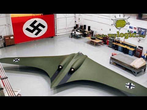 Top 10 Secret Nazi Weapons: World War 2 Weapons Documentary