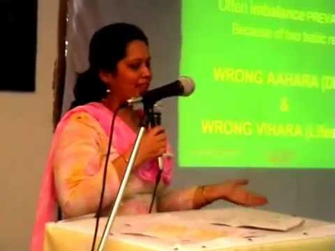 Ayurveda Dosha Types - Vata, Pitta & Kapha Types (Hindi)