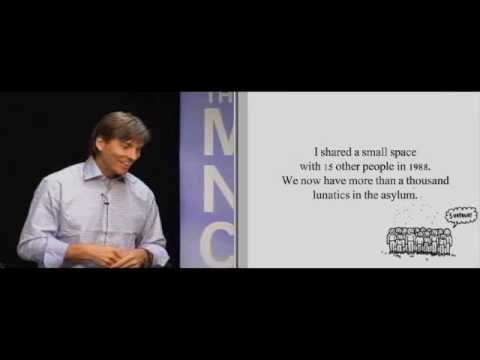 The 2010 Mirren New Business Conference, Alex Bogusky Video 1 of 6