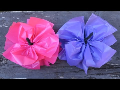 Quick and Easy Decorative Flowers