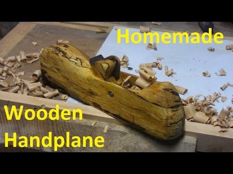 A Wooden Plane