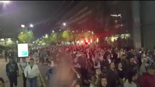 Protest Beograd 3. april