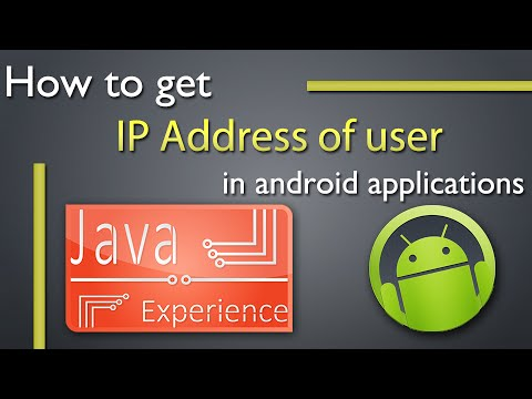 How to get IP address of user in android apps
