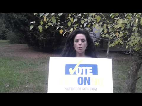 YES on Measure 90, Kemberly Todd Speaks on Oregon's Open Primary Initiative