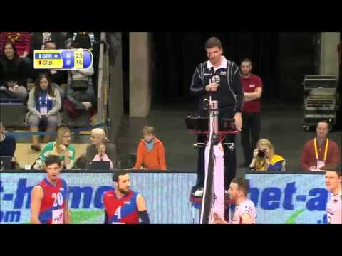 Volleyball rules: Coach interferes with play