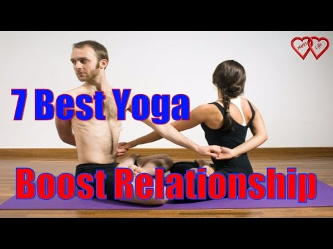 7 Best Yoga Poses For Couples To Boost Their Relationship