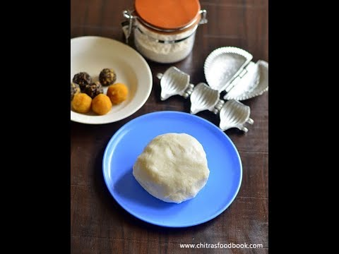 How to make Kozhukattai maavu/ Homemade Kozhukattai flour - Traditional method in 2 ways !