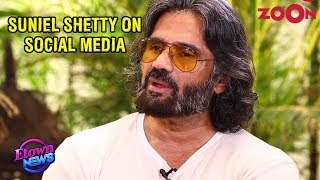 Suniel Shetty on paparazzi culture, young influencers and social media   Exclusive Interview