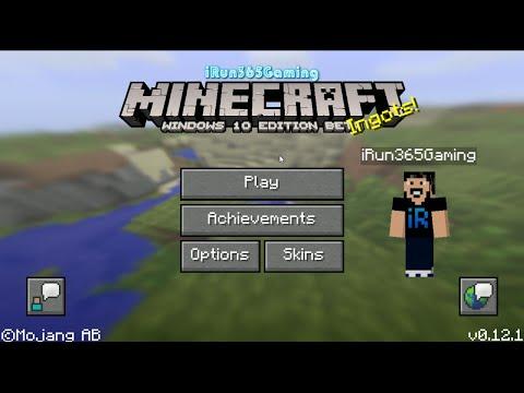 Minecraft Windows 10 Edition Beta Review