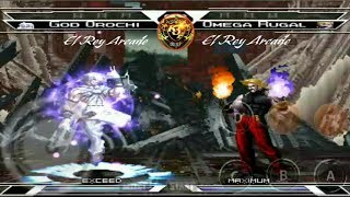the king of fighters mugen para android