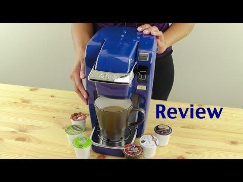 Keurig K10 MINI Plus Brewing System Review