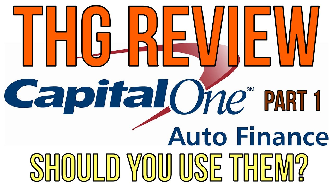 CAPITAL ONE BANK, TARGET PRE-APPROVED CAR LOANS, AUTO FINANCE NEWS The Homework Guy, Kevin Hunter
