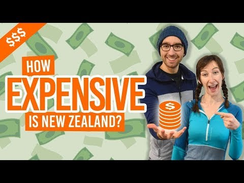 How Expensive is New Zealand in 2018?