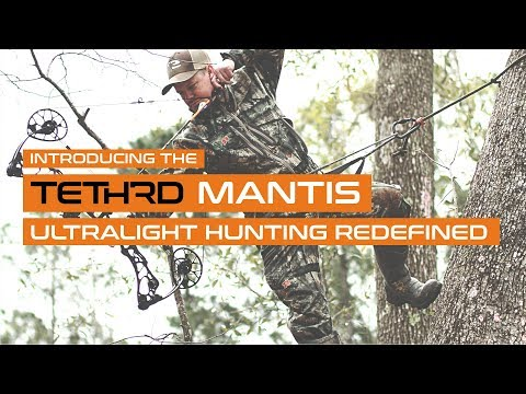 Tethrd Mantis Saddle