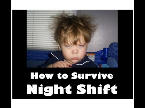 How to Survive Working Night Shift