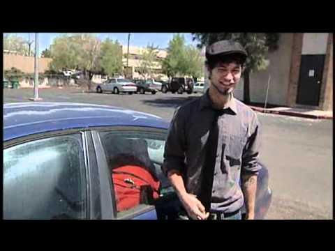 Man Sleeps In Car To Avoid Bedbugs