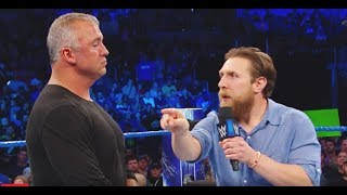 WWE Shane McMahon is suspended as SmackDown LIVE Commissioner #SDLIVE