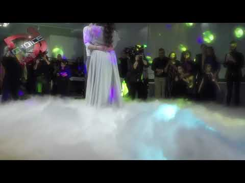 The Perfect Wedding First Dance Photo - DRY ICE by CHOICE DJ