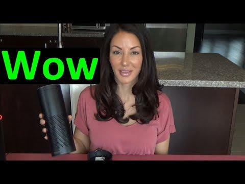 Amazon Echo 2nd Gen Portable with Battery