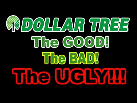 Dollar Tree's BEST & WORST FOODS! - Foods to BUY or AVOID! - WHAT ARE WE EATING?? - The Wolfe Pit