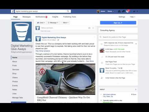 Facebook Page Likes Hack - Hidden Trick!