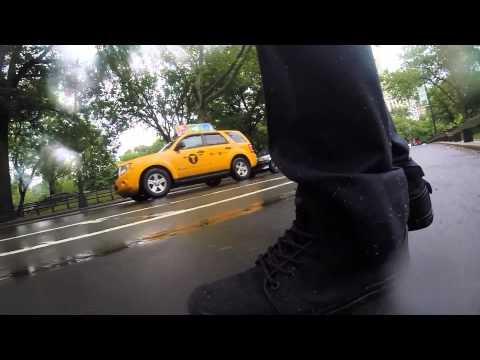 Penny Board edit Central Park