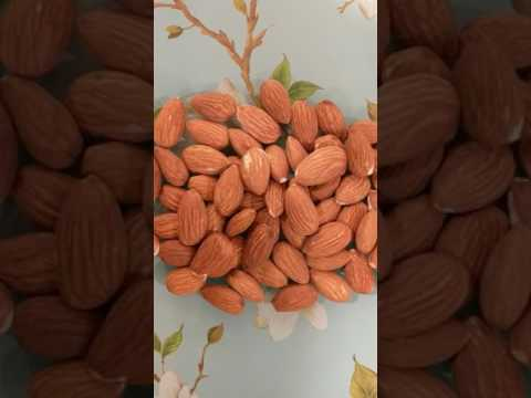 Pasteurized California almonds vs imported almonds