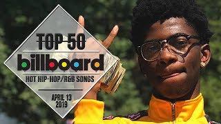 Top 50 • US Hip-Hop/R&B Songs • April 13, 2019 | Billboard-Charts