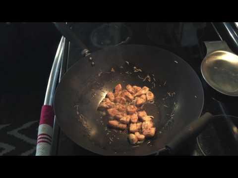 Chicken Bacon Ranch Flatbread Tutorial