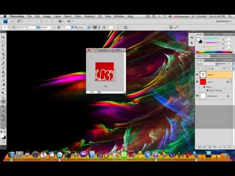 How to make icons/avatars photoshop