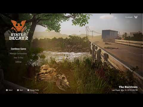 More State of Decay 2 Gameplay