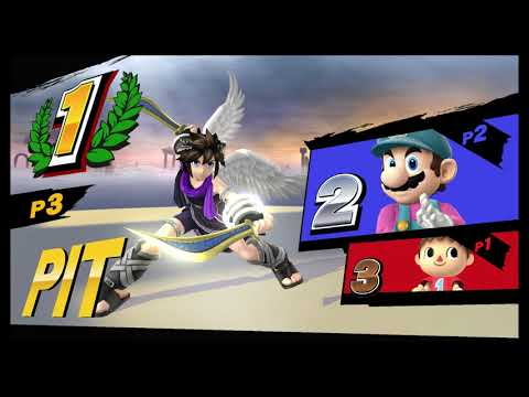 playing sm4sh with throhnado and Chandelureisonfire