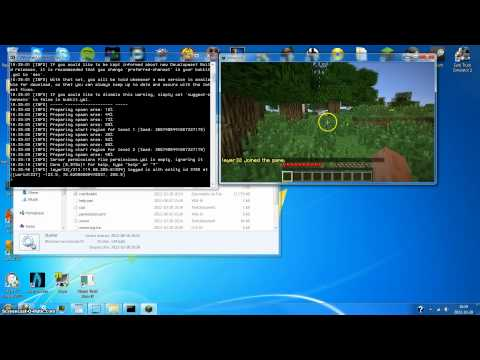 [How to]Do a bukkit 1.7.9 server And Install Plugins [Download&Install] [Easy][Best][First][Orginal]